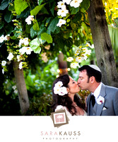 Edie and Myles - The American Orchid Society Wedding