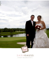 Ashley and Zack - Abacoa Golf and Country Club